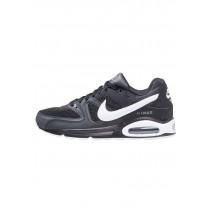 Nike Air Max Command Schuhe Low NIK10x2-Schwarz