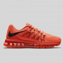 Damen & Herren - Nike Air Max 2015 Anniversary Pack Hell Karmesinrot
