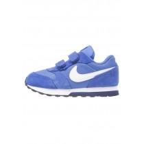 Nike Md Runner 2 Schuhe Low NIK4tx8-Blau