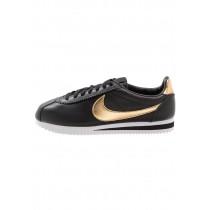 Nike Classic Cortez Se Schuhe Low NIKjpr0-Schwarz
