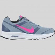 Damen & Herren - Nike Wmns Air Relentless 5 MSL Blau Grau Pink Blast