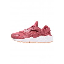 Nike Air Huarache Run Se Schuhe Low NIKyh3l-Rot