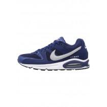 Nike Air Max Command Schuhe Low NIKgt31-Blau