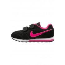 Nike Md Runner 2 Schuhe Low NIKlupw-Schwarz