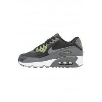 Nike Air Max 90 Schuhe Low NIKm27e-Schwarz