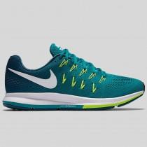 Damen & Herren - Nike Air Zoom Pegasus 33 Rio Tral Weiß Mitternacht Turquoise Volt