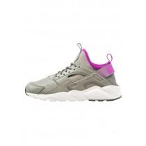Nike Air Huarache Run Ultra Se Schuhe Low NIKc6ro-Grün