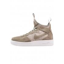 Nike Air Force 1 Ultraforce Mid Prm Schuhe High NIKb32f-Grau