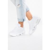 Nike Air Max 95 Schuhe Low NIKv7sg-Weiß