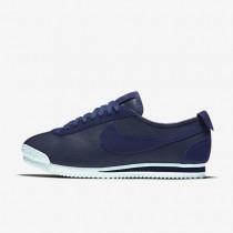 Nike Cortez '72 Sneaker - Loyal Blau/Metallische Zinn/Weiß