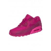 Nike Air Max 90 Premium Schuhe Low NIKnhsb-Rot