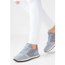 Nike Internationalist Schuhe Low NIKcxqk-Grau
