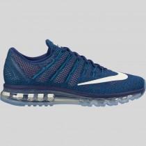 Damen & Herren - Nike Air Max 2016 Loyal Blau Summit Weiß Blau Glühen