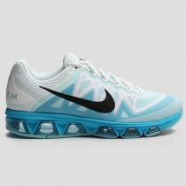 Damen & Herren - Nike Air Max Tailwind 7 Weiß Schwarz Blau Lagune