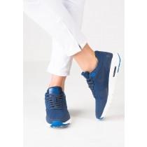 Nike Air Max 1 Ultra Moire Schuhe Low NIK0zu8-Blau
