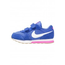 Nike Md Runner 2 Schuhe Low NIKtis7-Blau