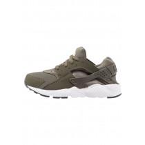 Nike Huarache Run Schuhe Low NIKj9b3-Khaki
