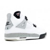 """Nike Air Jordan 4 Retro OG BG (GS) """";White Cement 2016 Release""""; Sneaker-Damen"""