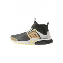 Nike Air Presto Utility Schuhe High NIKiuzb-Schwarz