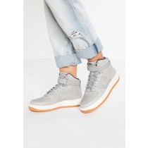 Nike Air Force 1 Hi Prm Schuhe High NIK97bf-Grau