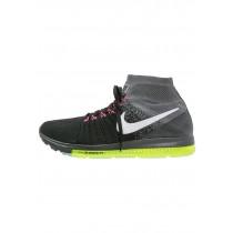 Nike Performance Zoom All Out Flyknit Schuhe High NIKo9yk-Schwarz
