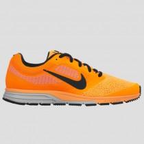Damen & Herren - Nike Wmns Air Zoom Fly 2 Hell Citrus Schwarz
