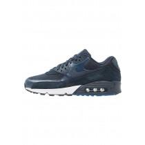Nike Air Max 90 Essential Schuhe Low NIKy8cx-Blau