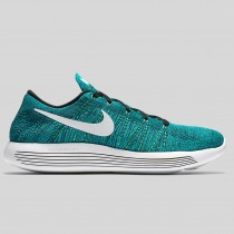 Damen & Herren - Nike Lunarepic Low Flyknit Rio Teal Weiß Clear Jade