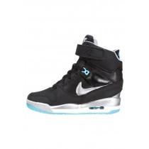 Nike Air Revolution Sky Schuhe High NIKqjnu-Schwarz