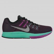 Damen & Herren - Nike Wmns Air Zoom Structure 19 Flash Nobel lila Spiegeln Silber Vivid lila