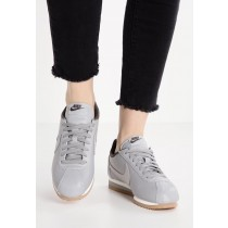 Nike Classic Cortez Lux Schuhe Low NIKfcxy-Silver
