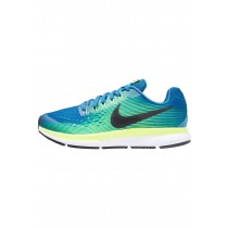 Nike Performance Zoom Pegasus 34 Schuhe Low NIK3x6j-Blau