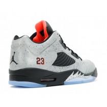 Nike Air Jordan 5 Retro Low eymar Fitnessschuhe-Herren