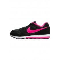 Nike Md Runner 2 Schuhe Low NIKgj7c-Schwarz
