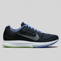 Damen & Herren - Nike Wmns Air Zoom Structure 18 Polar Metallisch Silber Schwarz