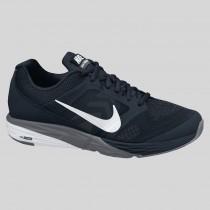 Damen & Herren - Nike Tri Fusion Run MSL Schwarz Dunkel Grau
