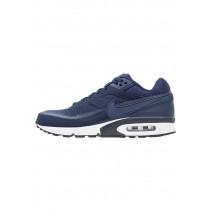 Nike Air Max Bw Schuhe Low NIKb4ah-Blau