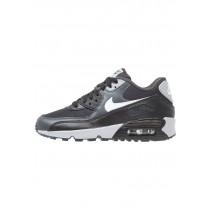 Nike Air Max 90 Schuhe Low NIKc1zj-Schwarz