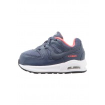 Nike Air Max Command Flex (Td) Schuhe Low NIKi6kw-Blau