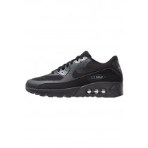 Nike Air Max 90 Ultra 2.0 Essential Schuhe Low NIKsn3x-Schwarz