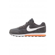Nike Md Runner 2 Schuhe Low NIKqvi0-Schwarz
