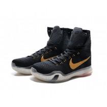 Nike Kobe 10 Elite High 'Rose Gold' Basketball  Sneaker-Herren