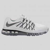 Damen & Herren - Nike Wmns Air Max 2015 Rein Platinum Cool Grau