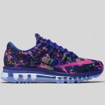 Damen & Herren - Nike Wmns Air Max 2016 Print Concord Pink Blast