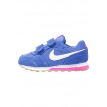 Nike Md Runner 2 Schuhe Low NIKavwg-Blau