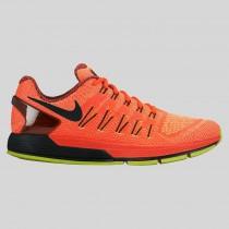 Damen & Herren - Nike Air Zoom Odyssey Hell Karmesinrot Schwarz Volt