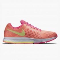 Damen & Herren - Nike Zoom Pegasus 31 (GS) Lava Glühen Liquid Lime