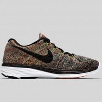 Damen & Herren - Nike Wmns Flyknit Lunar3 Hell Citrus Multicolor