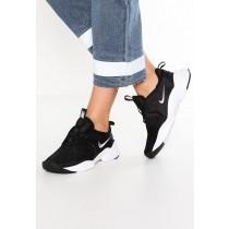Nike Loden Schuhe Low NIK38ln-Schwarz