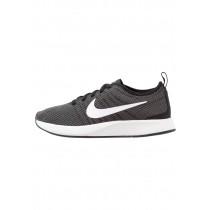Nike Dualtone Racer Schuhe Low NIK6mfz-Schwarz